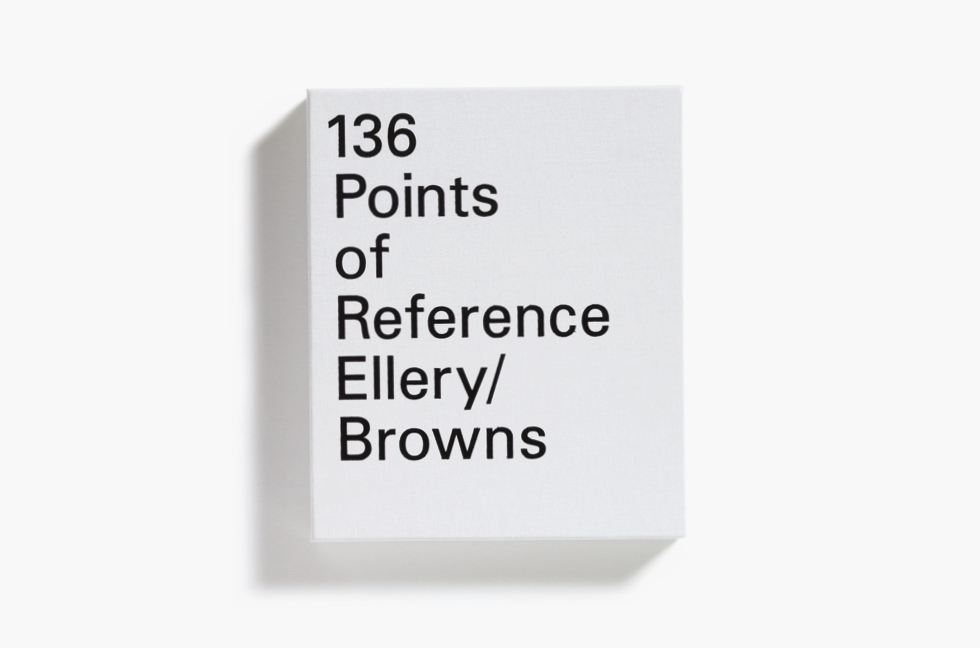 136 Points of Reference, Jonathan Ellery, 2005