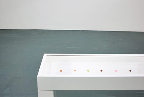 Jonathan Ellery, ring cabinet, The Human Condition, 2011, exhibition, Browns Editions and Browns Design