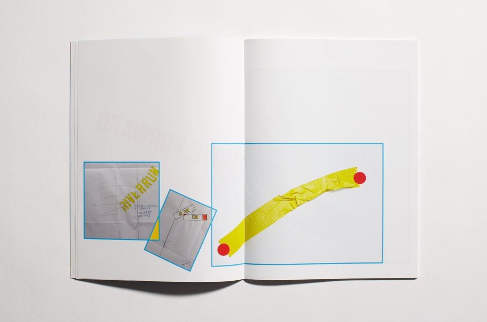 HERE IT IS HERE IT AINT, Jonathan Ellery, Lawrence Weiner, 2018, published by Browns Editions