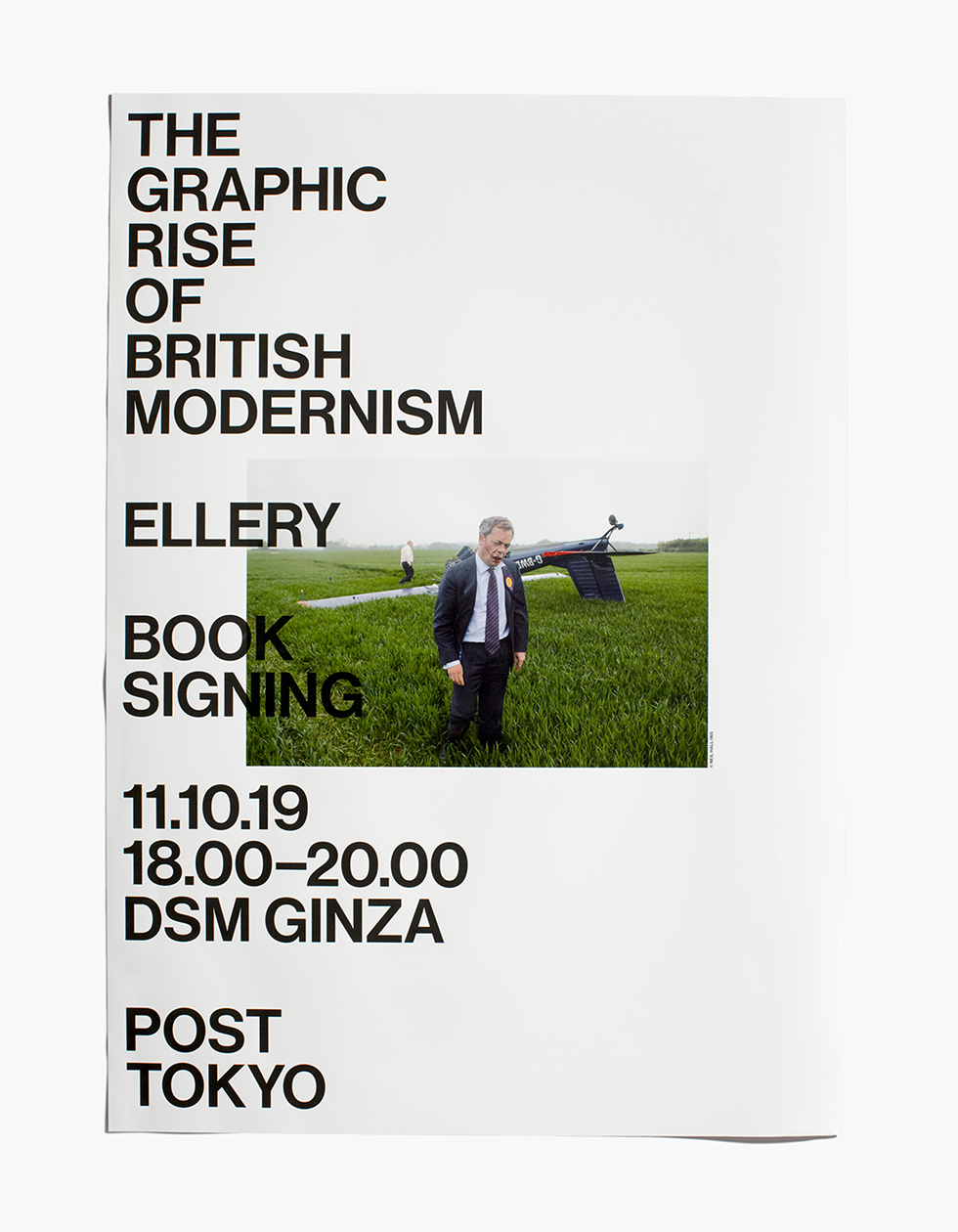 Jonathan Ellery, The Graphic Rise of British Modernism,2019