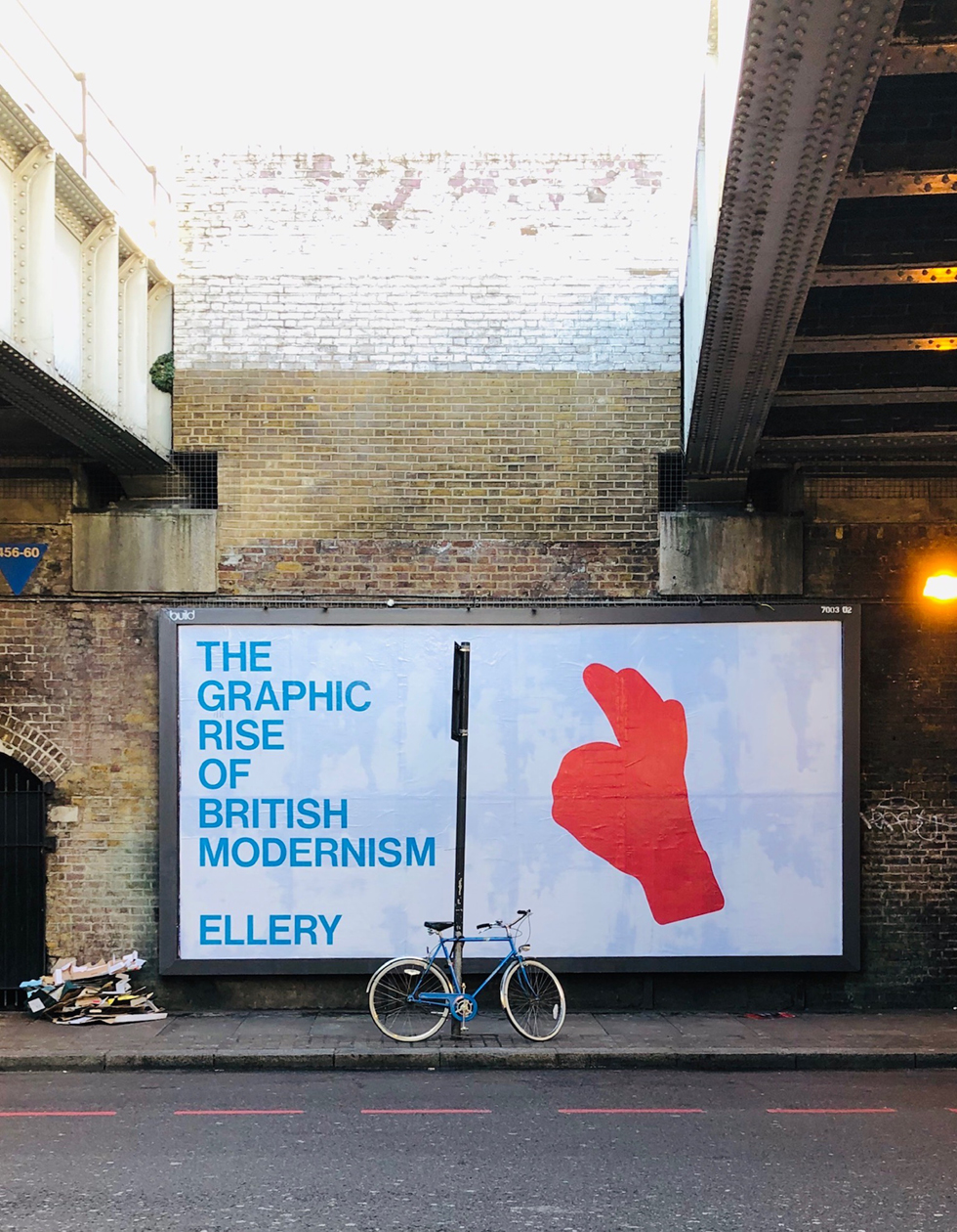 The Graphic Rise of British Modernism, Jonathan Ellery, 2019
